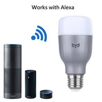 Xiaomi Yeelight  E27 RGBW Smart LED Color Bulb Silver
