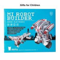 Xiaomi MITU Mi Robot Builder, STEM Toys, Remote Control Programmable Toy, Building Blocks and Coding Kit, Robotics for Kids