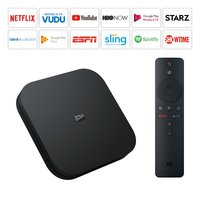 Xiaomi MI BOX S Android 8.1 Smart 4K Mi TV Box HDR Google Cast