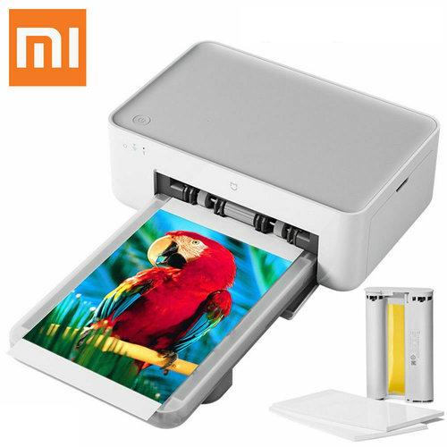 Xiaomi Mijia Mi Wireless Photo Printer Heat Sublimation