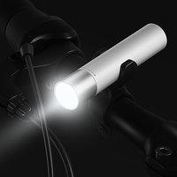 Xiaomi Portable Flashlight USB Charger LED Lamp power bank 3350mAh