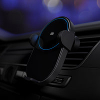 Xiaomi Mi 20W Qi Car Wireless Charger with Intelligent Infrared Sensor Fast Charging Car Phone Holder