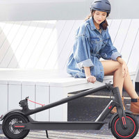 Xiaomi Electric Scooter Pro 12.8Ah Battery Max 45KM Mileage - Black