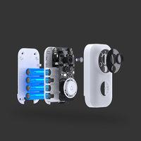 Xiaomi Dling AI Face Identification 720P IR Night Vision Video Doorbell Set