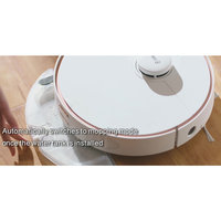 360 S7 Laser Navigation Robot Vacuum Cleaner SLAM Route Planning 2000Pa Suction Mopping Off-limit White