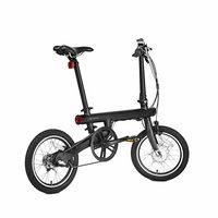 Xiaomi QiCycle Electric Bike Folding Assisted pedal bike Global Version