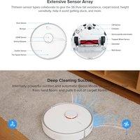 Xiaomi Roborock S6 Pure Robot Vacuum Cleaner 2020 New Version
